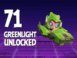 Let's Play Angry Birds Transformers