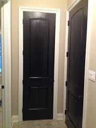 wood interior doors with white trim. Black Doors And Trim White Love It Interior With Wood I