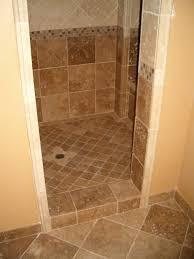 home decor bathroom tiled shower stalls ideas photo