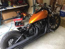 900 custom se bobber conversion project kawasaki vulcan forum