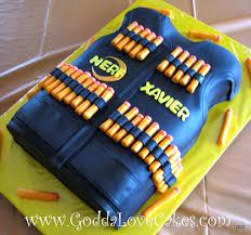 nerf birthday cake photos neuloajunklens overblog