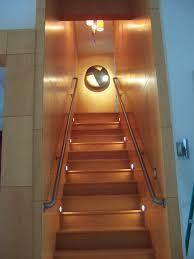 stair lighting ideas. Basement Stairway Lighting. View Larger Stair Lighting Ideas N