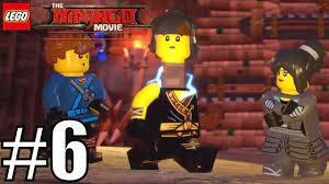 The Lego Ninjago Movie Videogame - Story Walkthrough PART 6 (The 2nd Volcano)  HD GAMEPLAY - YouTube