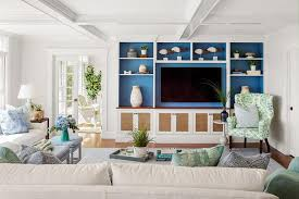 built in tv cabinet with cane cabinet