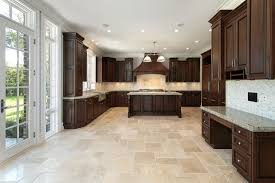 Travertine Flooring In Kitchen Travertine Walter And Sons