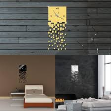Decorative Wall Clocks For Living Room Compare Prices On Wall Clocks Modern Design Online Shopping Buy