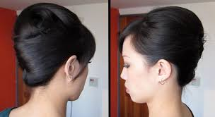 French Twist Hair Style french twist tutorial updo for long thick hair youtube 1190 by stevesalt.us