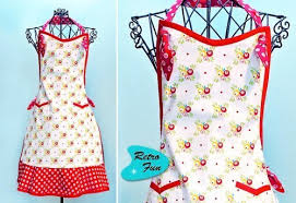 Vintage Apron Patterns Inspiration 48 Lovely Apron Patterns To Make How To Tip Junkie