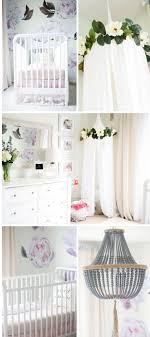 189 best Nursery Ideas images on Pinterest   Girl nursery, Baby ...