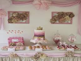Decoration Sweety Party Table Ideas