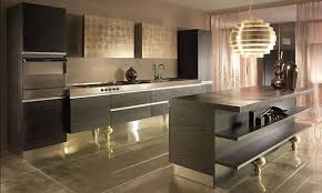 Luxury Modern Kitchen Designs Model Awesome Ideas