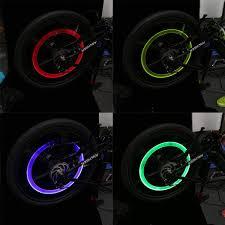 Valve Stem Lights For Cars Amazon Com Batteraw Bike Tire Valve Stem Light Led