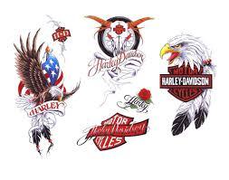 татуировки Harley Davidson татуировки Tattoo