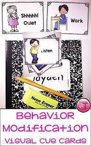 best ideas about behavior modification think behavior modification visual cue cards