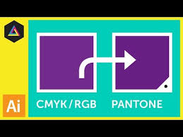 Pantone Colors To Cmyk Conversion Chart Cmyk Rgb To Pantone Converting Colours In Adobe Illustrator