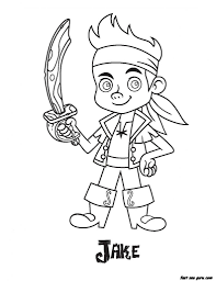 Printable Coloring Pages pirate coloring pages free : Pirate Coloring Pages - fablesfromthefriends.com