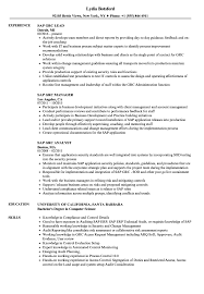 Sap Bpc Resume Samples SAP GRC Resume Samples Velvet Jobs 36