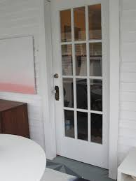 how to insulate the glass on doors diy network blog made remade diy