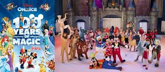 Disney On Ice 100 Years Of Magic Times Union Center