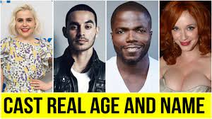 Good Girls Cast Real Age and Name 2020 ...