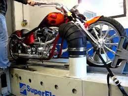big dog motorcycles mastiff 117 stage iii dyno pull youtube