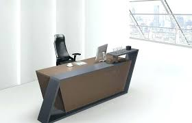 latest office furniture designs. Modern Office Table Design Cheap Furniture  Ideas Medium Size Alluring Small Reception Latest Designs .