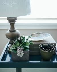 office desk tray. Office Desk Tray Styling | Classy Glam Living