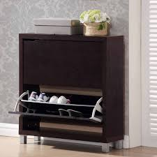 simms  storage modern shoe cabinet multiple colors  walmartcom