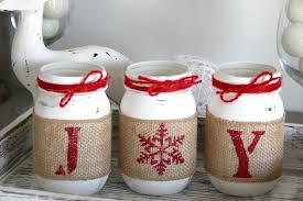 Christmas Decorated Mason Jars Easy Christmas Mason Jars Ideas That Everybody Can Make 85