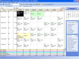 Sample Schedules Sample Schedule Impressive Visual Staff Scheduler Pro VSS Pro VSS Pro Scheduling Software