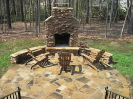 Stacked Stone Fire Pit fireplace how to build an outdoor fireplace enclosed fire pit 7584 by uwakikaiketsu.us
