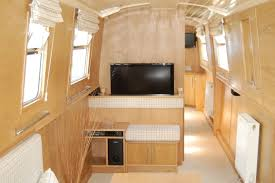 Narrowboat Design And Layout Pendle Narrowboats Com Reverse Layout Narrow Boat In Oak