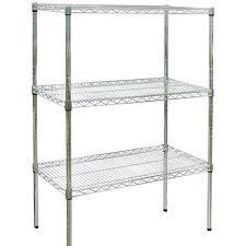 craven firmashelf 4000 3 tier chrome shelving rack jpg