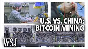 Maybe you would like to learn more about one of these? U S Vs China The Battle For Bitcoin Mining Supremacy Wsj Youtube