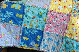 I've made three of these rag quilts for my granddaughters. They ... & I've made three of these rag quilts for my granddaughters. They are easy Adamdwight.com