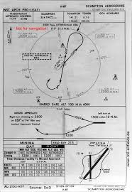 Uk Aerodrome Charts Raf Scampton Historical Approach Charts Military