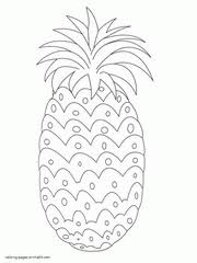 Home » fruits and vegetables » vegetables. Coloring Pages For Preschoolers Fruits And Vegetables