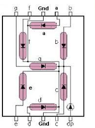 counter by interfacing segment display arduino common cathode 7 segment display