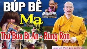 NUÔI Búp Bê MA Kumanthong - Bùa Chú Bí Ẩn Rùng Rợn Nhất Thế Giới Giúp Thực  Hiện Yêu Cầu Của Chủ Nhân - Chia Sẻ Tin Hot