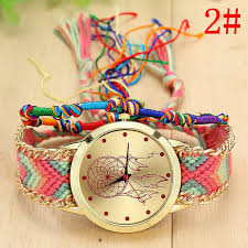 Dream Catcher Bracelet Amazon Vansvar Brand Handmade Braided Dreamcatcher Friendship Bracelet 66