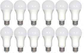 Solid State Light Bulbs Satco S29837 Solid State Led Light Bulb Frosted Finish 120