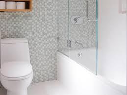 sleek modern bathtub