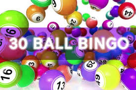 Bingo Ball Generator Learn How To Play And Win 30 Ball Bingo Best Online Bingo