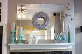 Decorations : Beautiful Mirror Decorating Idea Beautiful and ...