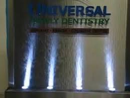 office water features. Midwest Tropical Water Feature - Dentist Office, Stainless Steel With Logo Wall (2).avi YouTube Office Features G