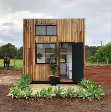 The Cube Tiny House by Little Byron