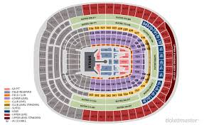Fedex Field Club Level Seating Chart Fedexfield A Plan Of Sectors And Stands How To Get There
