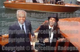 Marcellino Radogna - Fotonotizie per la stampa: Raul Gardini con la figlia  Eleonora