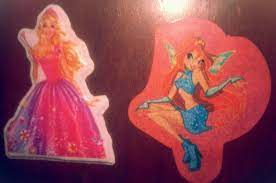Winx Club Bloom and Barbie trong 2021