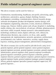 general engineer resume top 8 general engineer resume samples
